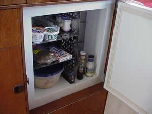 Kühlschrank Aufbau Innen : Kühlschrank im aufbau
